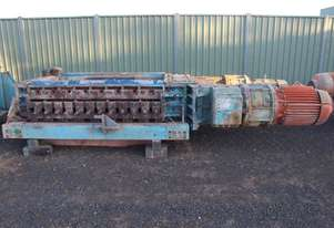 Used Secondary S154 Twin Shaft Sizer