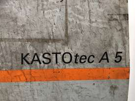 Used Kasto A5 Bandsaw - picture4' - Click to enlarge