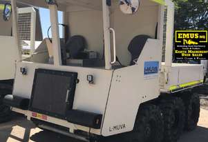 2016 L-Muva, 6WD, all terrain heavy duty vehicle. MS508