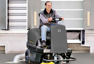Karcher Brand New - Indoor/Outdoor Ride On Sweeper