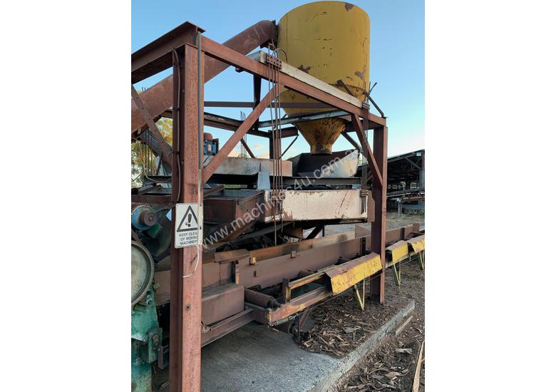 Wood Chipper Sawmill Grade