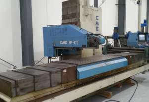 Cme used CNC bed mill