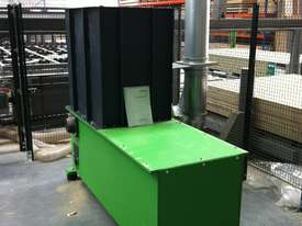 Wood Waste Shredder Grinder - Reduce your waste cost by 80% - picture3' - Click to enlarge