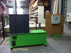 Wood Waste Shredder Grinder - Reduce your waste cost by 80% - picture0' - Click to enlarge