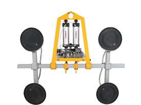 Vacuum Glass Lifter for Glass panels and sheet metals - picture2' - Click to enlarge