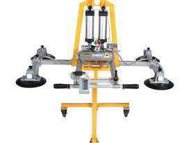 Vacuum Glass Lifter for Glass panels and sheet metals - picture3' - Click to enlarge