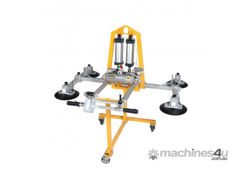 Vacuum Glass Lifter for Glass panels and sheet metals