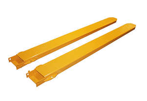 Fork Extensions - Heavy Duty. The extensions are built with double walls and full plate.