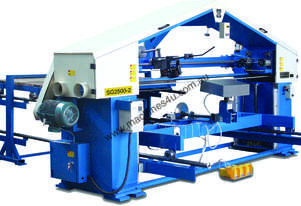 Jonsen Double Belt Linishing & Polishing Machine