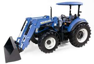 NEW HOLLAND T4.85  DUAL COMMAND TRACTOR