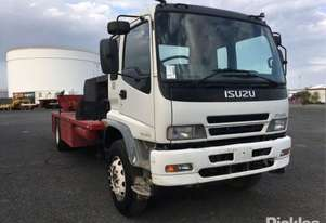 Isuzu 2007   FVR 950 Long