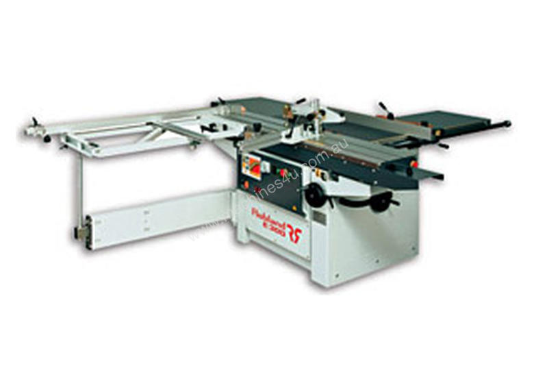 2500mm Panelsaw. Compact and solid