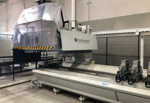 CNC Machining Centre with 5 controlled axes