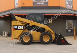 2014 CAT 262D SKID STEER LOADER