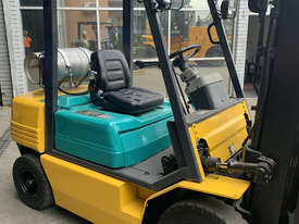 Komatsu LPG Container Stuffer For Sale  - picture2' - Click to enlarge