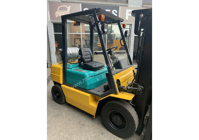 Komatsu LPG Container Stuffer For Sale
