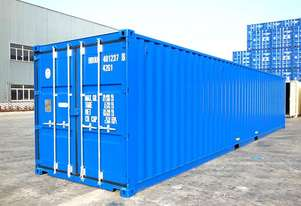 New 40 Foot High Cube Shipping Container in Stock Adelaide