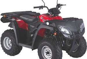Hisun 250CC Off Road 250 Brumby Farm Quad Bike With 5 Speed And Carry Racks