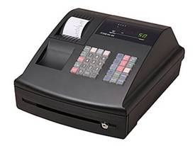 Cash Register - TOWA AX50 - picture0' - Click to enlarge