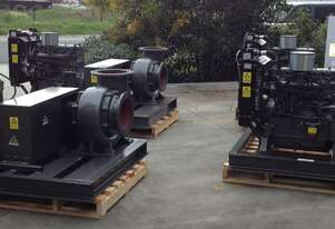 Diesel Driven Water Pump Set Flood Pump