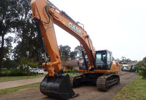 CASE CX350 Tracked-Excav Excavator