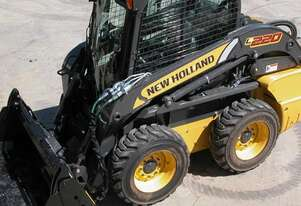 New Holland L220 Wheeled For Hire