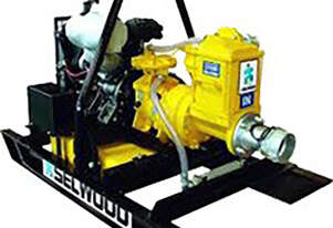 4 Inch Self-Prime Diesel Pump for Hire | Sunshine Coast