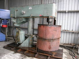 Modern Manufacturing 1150mm Dia x 1150. - picture0' - Click to enlarge