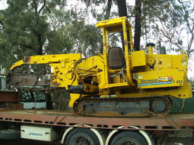 T455 side shift trencher  - picture2' - Click to enlarge
