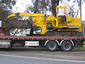 T455 side shift trencher  - picture0' - Click to enlarge
