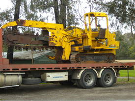 T455 side shift trencher  - picture5' - Click to enlarge