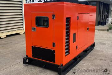 50 KVA PERKINS /STAMFORD DIESEL GENERATORS ONLY 17 HOURS T/T -   AS NEW / EX STANDBY
