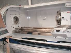 New Ajax 610mm, 720mm & 800mm Flat Bed CNC Lathes    - picture10' - Click to enlarge