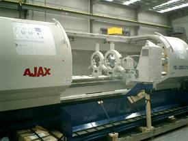New Ajax 610mm, 720mm & 800mm Flat Bed CNC Lathes    - picture13' - Click to enlarge
