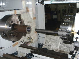 New Ajax 610mm, 720mm & 800mm Flat Bed CNC Lathes    - picture16' - Click to enlarge