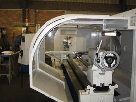 New Ajax 610mm, 720mm & 800mm Flat Bed CNC Lathes    - picture5' - Click to enlarge