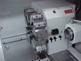 New Ajax 610mm, 720mm & 800mm Flat Bed CNC Lathes    - picture7' - Click to enlarge