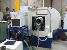 New Ajax 610mm, 720mm & 800mm Flat Bed CNC Lathes    - picture8' - Click to enlarge