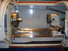 New Ajax 610mm, 720mm & 800mm Flat Bed CNC Lathes    - picture9' - Click to enlarge