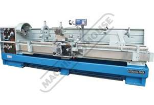 CL-100A Centre Lathe 660 x 3000mm Turning Capacity - 105mm Spindle Bore Includes Digital Readout, Qu