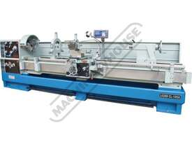 CL-100A Centre Lathe 660 x 3000mm Turning Capacity - 105mm Spindle Bore Includes Digital Readout, Qu - picture0' - Click to enlarge