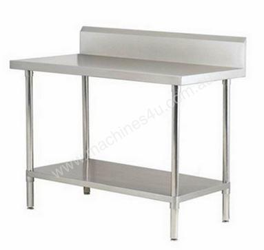 Simply Stainless SS02.0600LB Work Bench With Splas