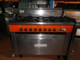 Waldorf  SHC00703 Used Gas Range - picture0' - Click to enlarge