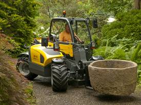 NEW TH412 Telehandler - picture4' - Click to enlarge