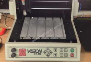 VE810 Rotary Engraver (250 x 200mm)