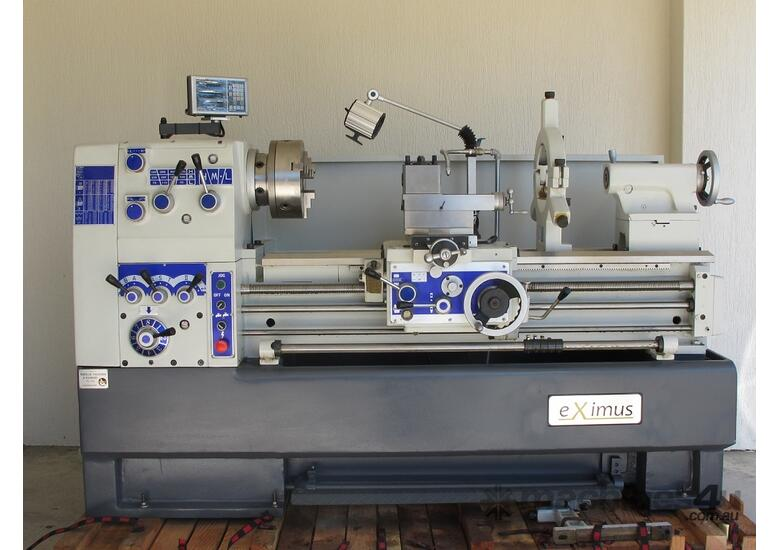 � 430mm Swing Centre Lathe, 58mm Spindle Bore, 1.1m BC