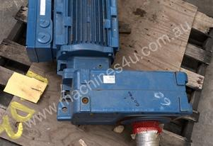 Demag Geared Motor