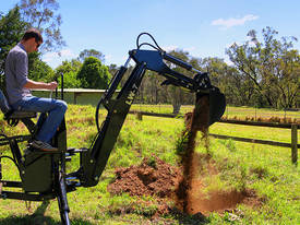 Tractor Backhoe LW-7 - picture2' - Click to enlarge