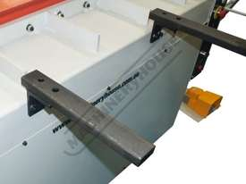 SG-420 Hydraulic Guillotine 1300 x 2mm Mild Steel Shearing Capacity Manual Backgauge - picture4' - Click to enlarge