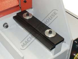 SG-420 Hydraulic Guillotine 1300 x 2mm Mild Steel Shearing Capacity Manual Backgauge - picture5' - Click to enlarge